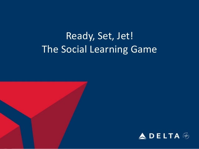 Ready, Set, Jet!The Social Learning Game