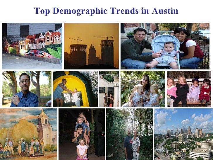 Top Demographic Trends in Austin