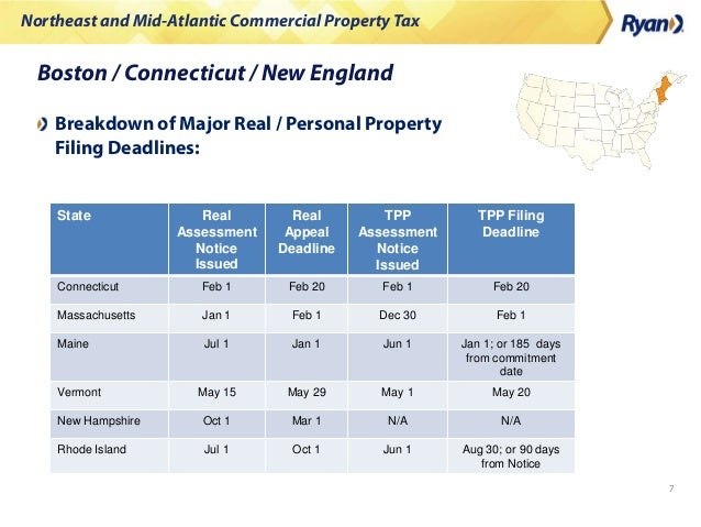 Pittsburgh Property Tax Deadlines