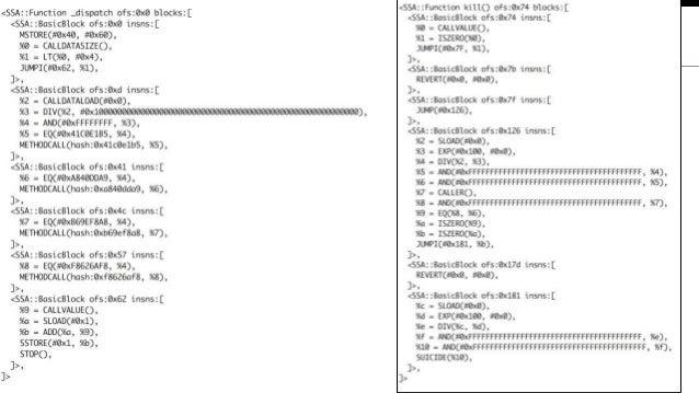 "Ryan Stortz & Sophia D'Antoine - ""EVM2VEC: Bug Discovery in"