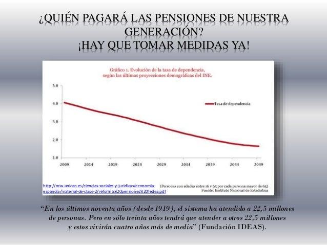 ALTERNATIVAS PARA OBTENER MÁS FONDOS Desde el punto de vista de los ingresos: • aumentar las tasas de las cotizaciones – n...