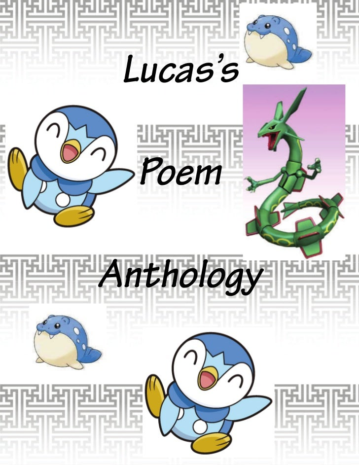 Lucas's  PoemAnthology