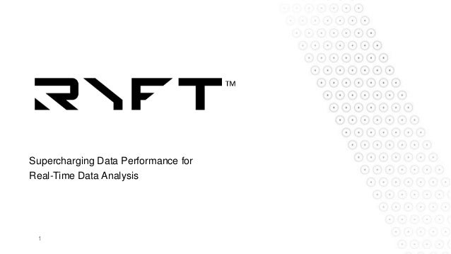 11 Supercharging Data Performance for Real-Time Data Analysis