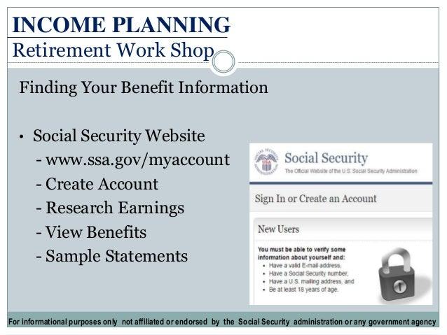 www ssa gov my account