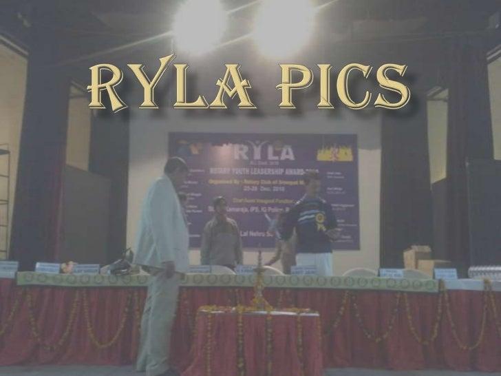 RYLA PICS<br />