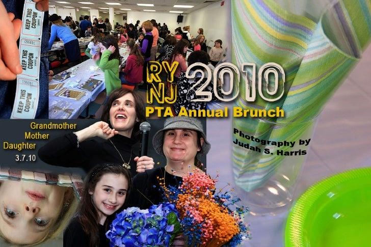 2010 PTA Brunch