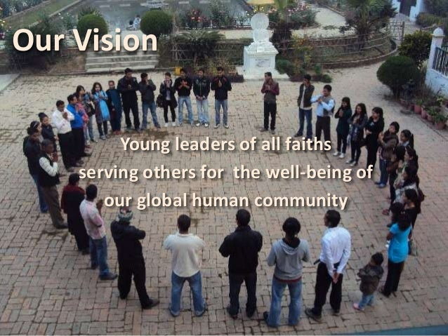 Religious Youth Service Introduction Slide 2