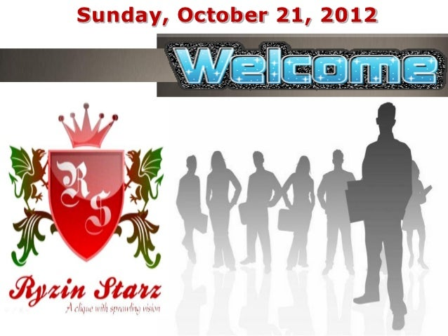 Sunday, October 21, 2012
