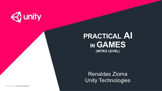 Practical AI in Games