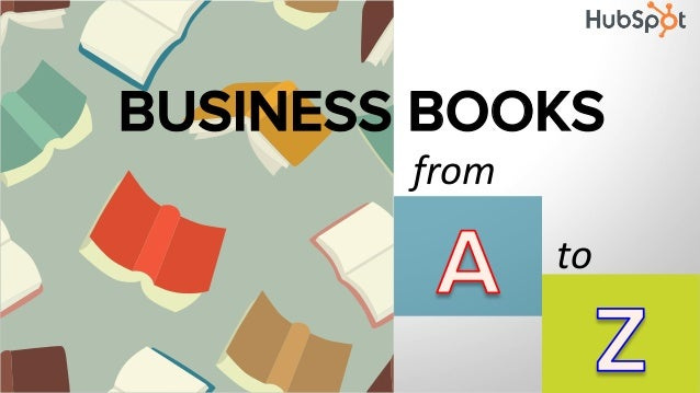 BUSINESS BOOKS 	    to	    from