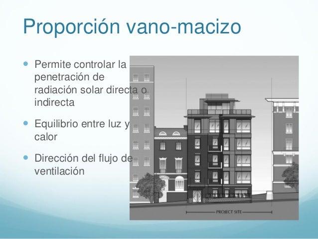 Introducci n a la arquitectura bioclimatica - Vano arquitectura ...