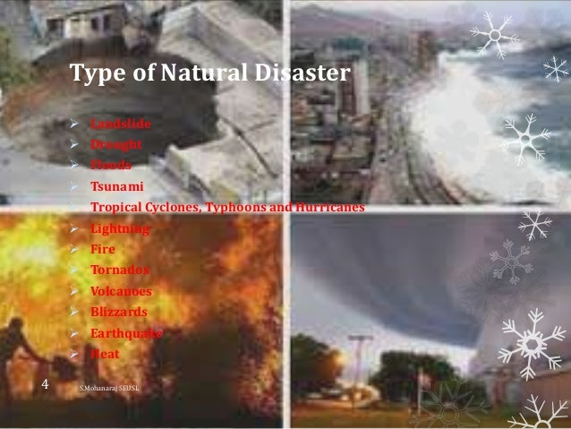 Primary Resources Natural Disasters