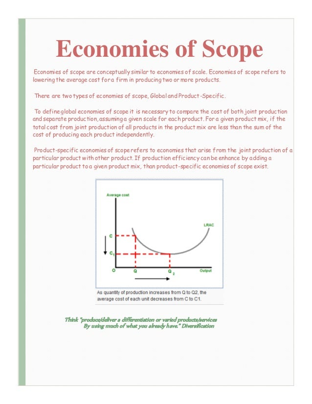 economies of scope - photo #3