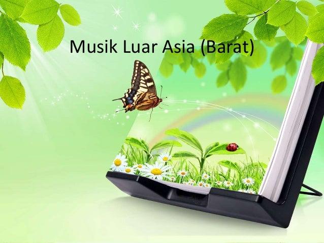 Musik Luar Asia (Barat)