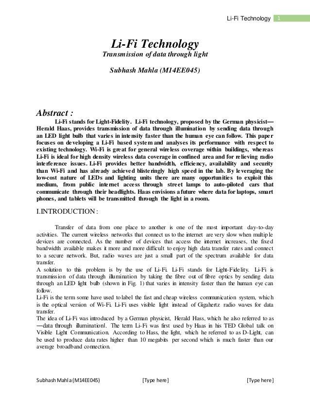 Report on Banglalion Wimax Ltd.