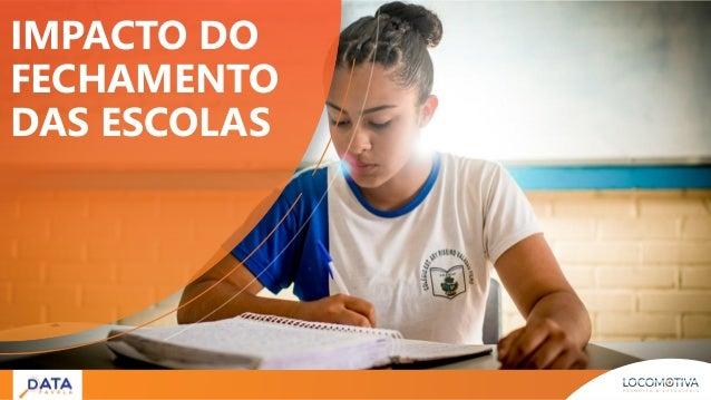 IMPACTO DO FECHAMENTO DAS ESCOLAS