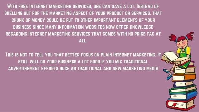 How To Get Free Internet Marketing Methods  Slide 3
