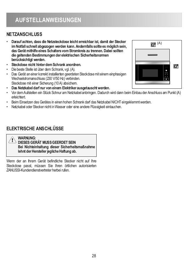 Microondas Zanussi ZBM26542XA