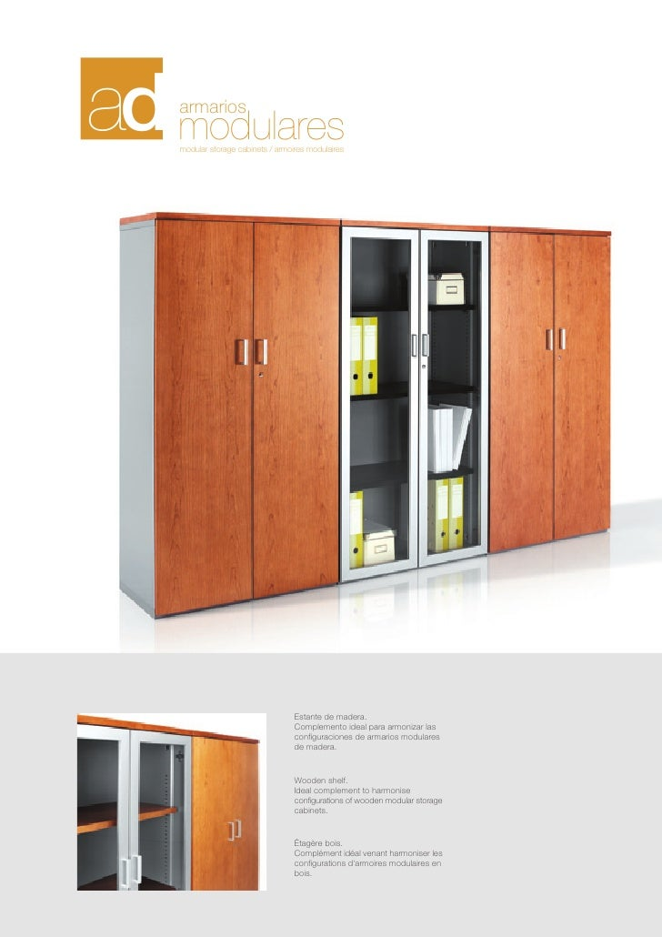 Mobiliario de oficina soluciones de archivo mobiliario ofita for Mobiliario de oficina