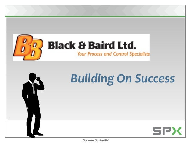 Company ConfidentialCompany Confidential Building On Success