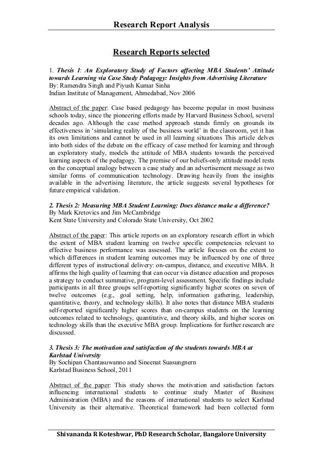 Higher education dissertation abstracts