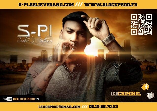 CP S-Pi Geste Avant L'album