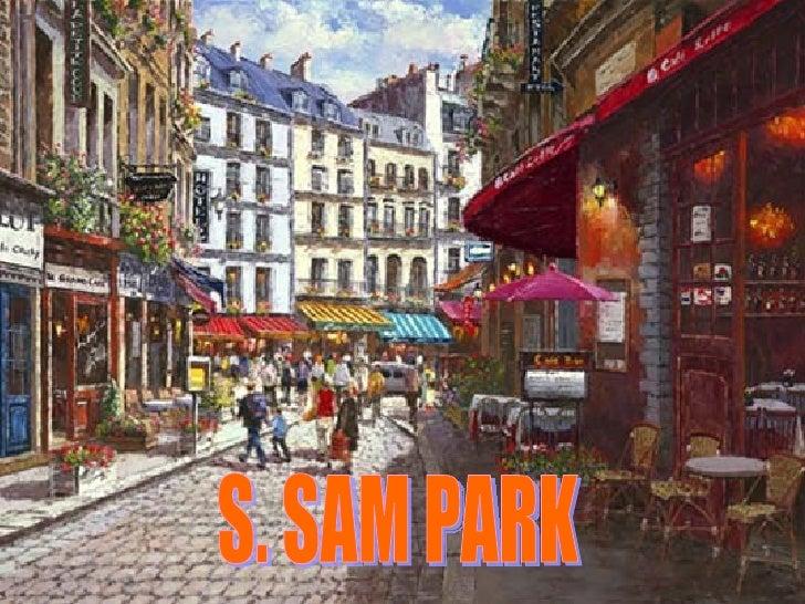 S. SAM PARK