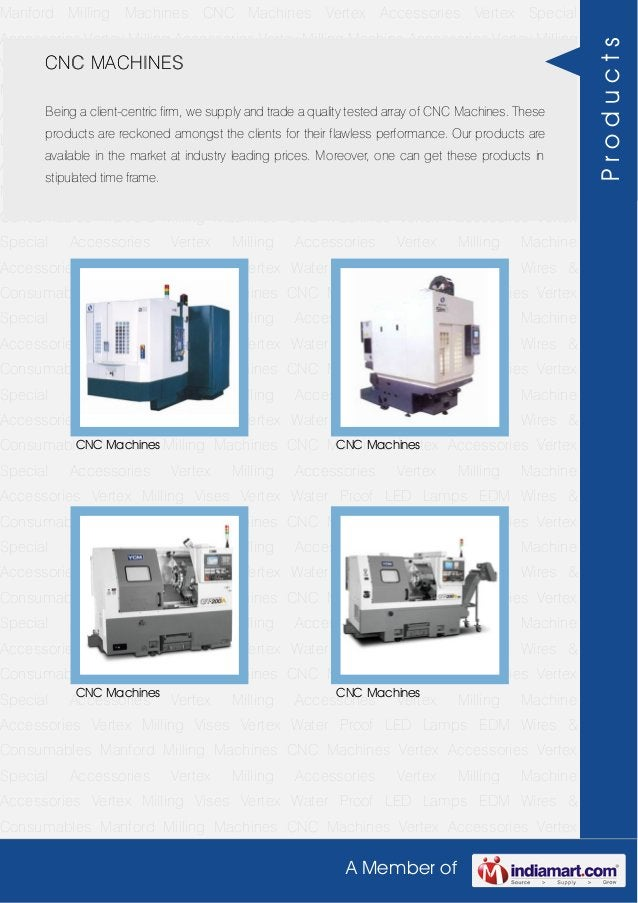 A Member ofManford Milling Machines CNC Machines Vertex Accessories Vertex SpecialAccessories Vertex Milling Accessories V...