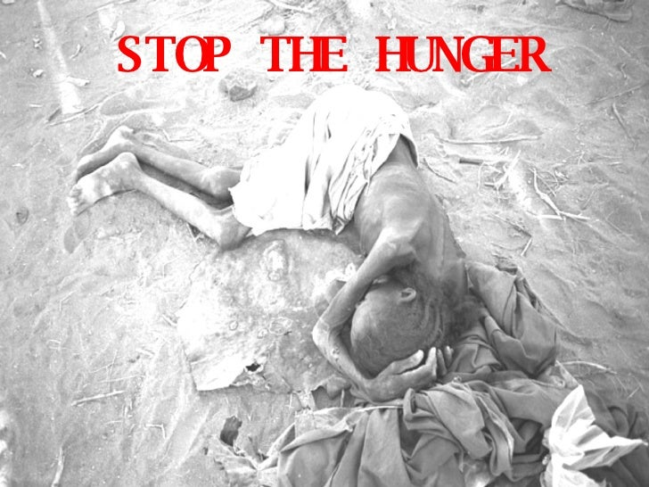 STOP THE HUNGER