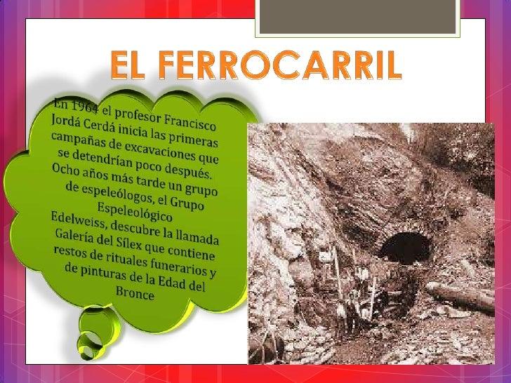 El yacimiento de laGran Dolina seubica en el interiorde la trinchera delferrocarril y es elmás conocido, noen vano en élap...