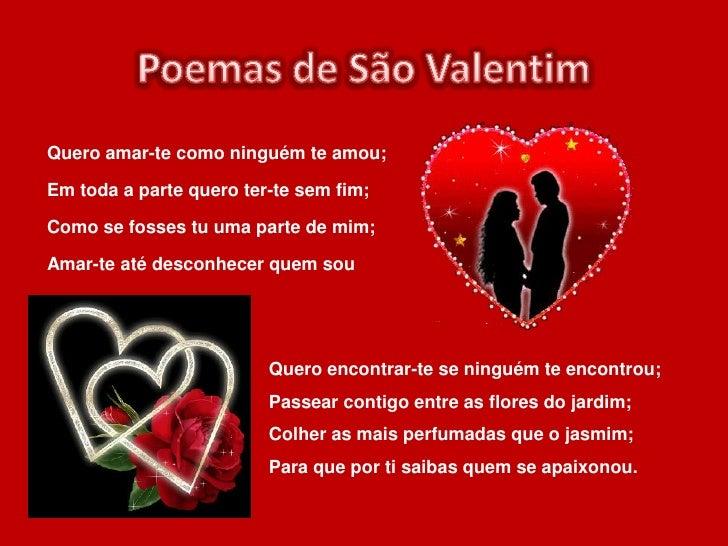 S. Valentine's