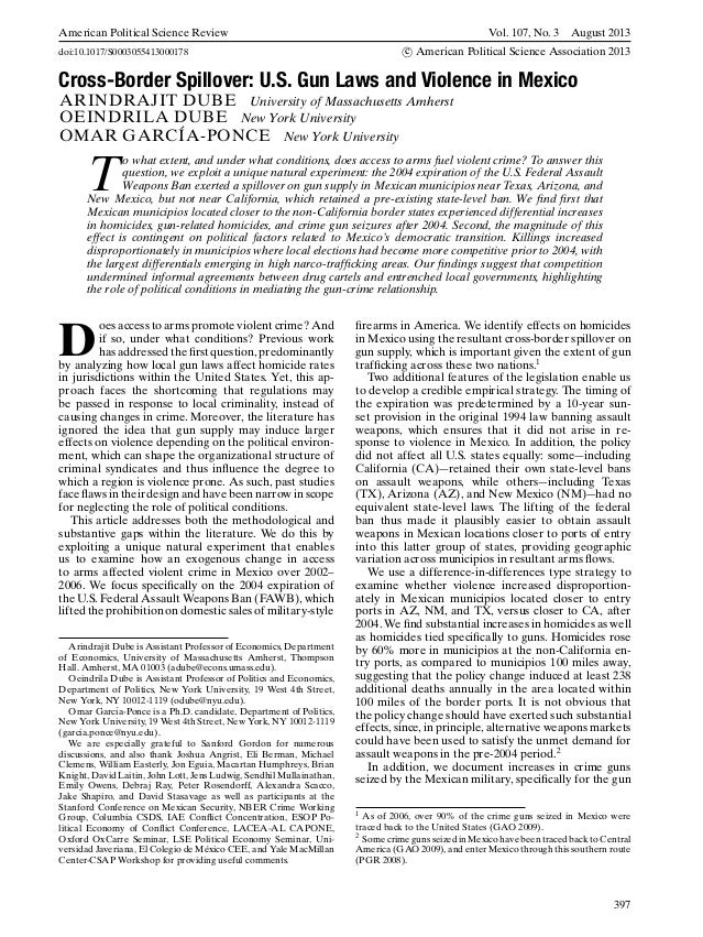 American Political Science Review Vol. 107, No. 3 August 2013 doi:10.1017/S0003055413000178 c American Political Science A...