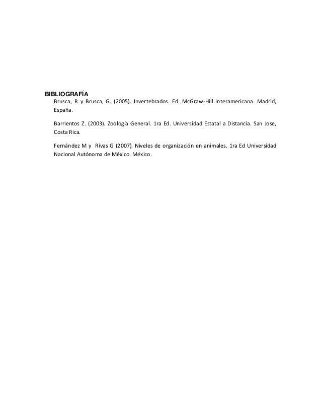 zoologia dos invertebrados brusca portugues pdf