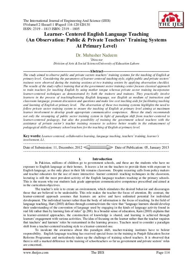 The International Journal of Engineering And Science (IJES)||Volume|| 2 ||Issue|| 1 ||Pages|| 114-120 ||2013||ISSN: 2319 –...