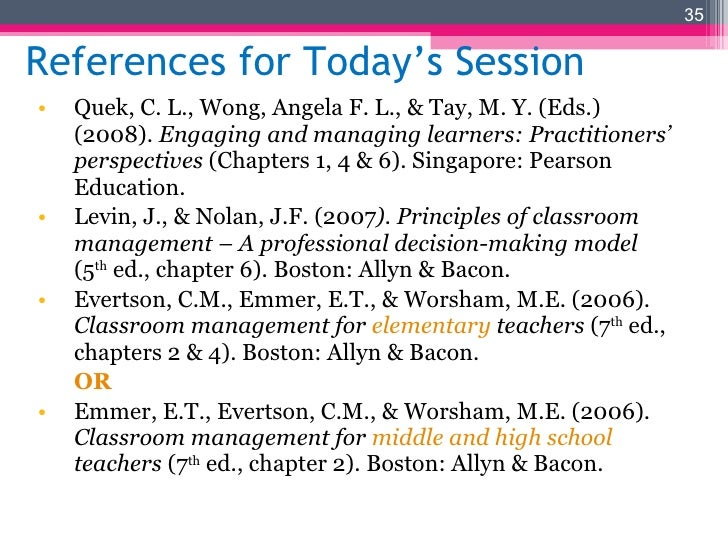 levin and nolan principles of classroom management chapter pdf