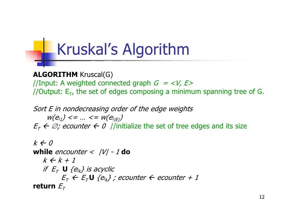 Write a greedy algorithm to generate shortest path tree
