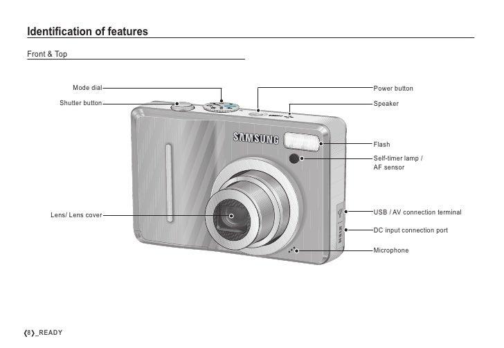 samsung camera s1060 user manual rh slideshare net Samsung TV Schematics Samsung Refrigerator Problems