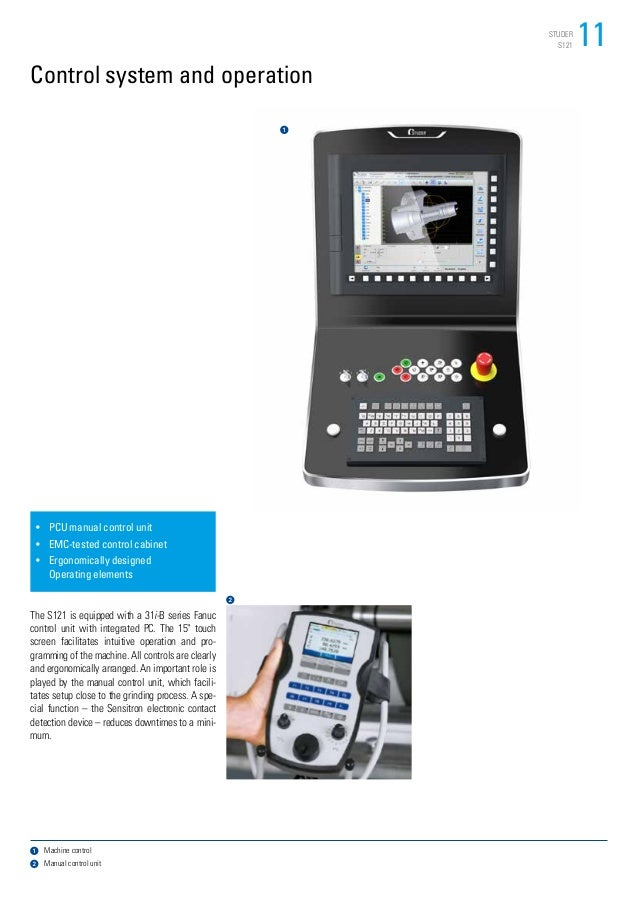 Fanuc 31i control Manual
