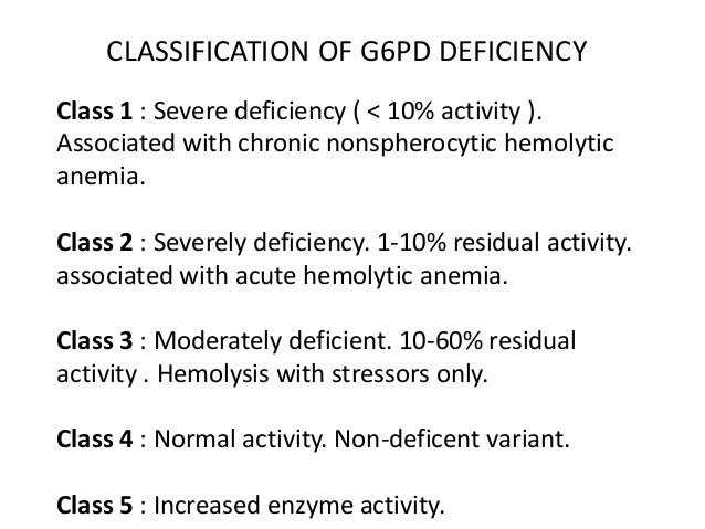 g6pd deficiency Glucose-6-phosphate dehydrogenase deficiency or g6pd is also known as  favism learn about glucose-6-phosphate dehydrogenase.