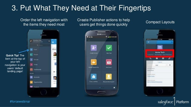 Become a Hero of Mobile: Salesforce1 Mobile App Best