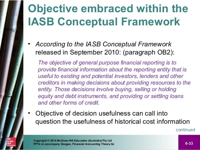 stewardship versus economic decision making in financial reporting Transactions and economic phenomena across sectors and jurisdictions guiding the board when making decisions about oci at the standards level why or why not 1a) we support the re-introduction of the concept of ' stewardship' within the objective of general purpose financial reporting as drafted.