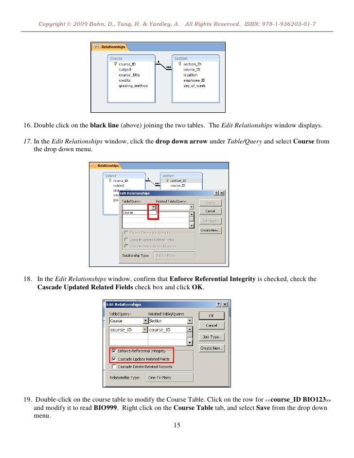 S1 relational database pdf 15 ccuart Choice Image
