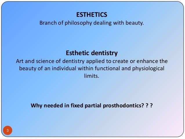 Esthetics in FPD Slide 3