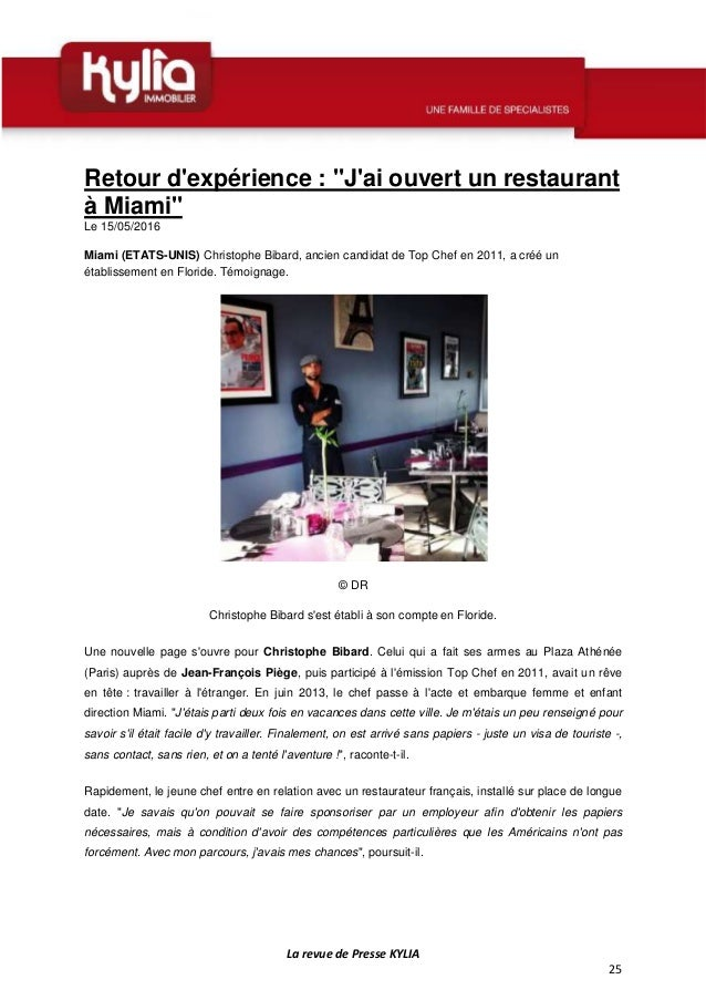 Restaurant Lille Candidat Top Chef