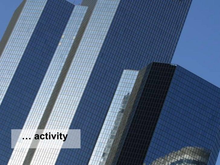 …  activity