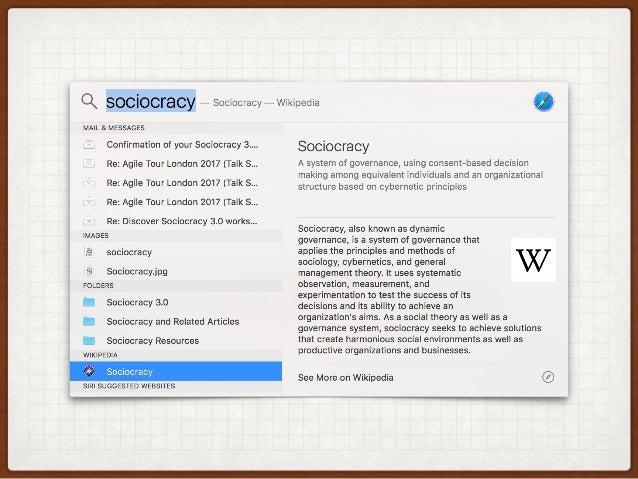 Sociocracy 3.0 introduction Slide 3