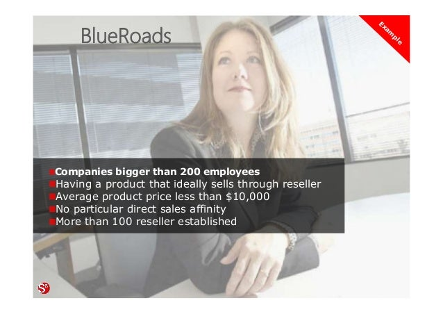 25© Copyright Society3 Refugee Accelerator 2016 #Society3 BlueRoads Companies bigger than 200 employees Having a product t...