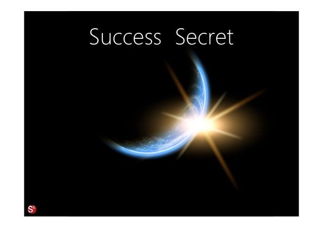 38© Copyright Society3 Refugee Accelerator 2016 #Society3 Success Secret