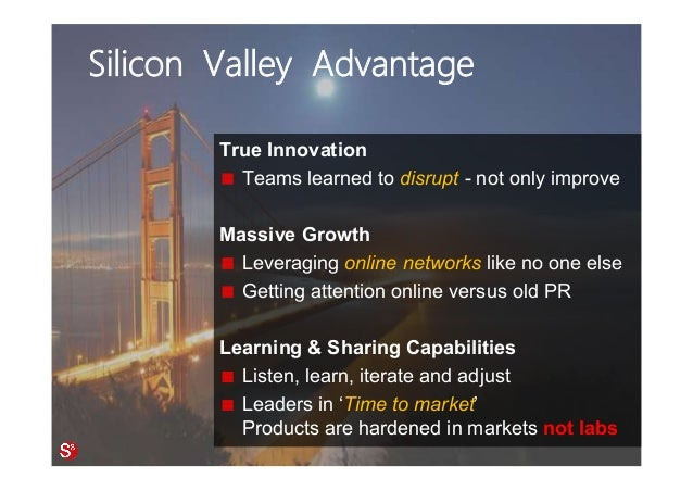 5© Copyright Society3 Refugee Accelerator 2016 #Society3 Silicon Valley Advantage True Innovation Teams learned to disrupt...