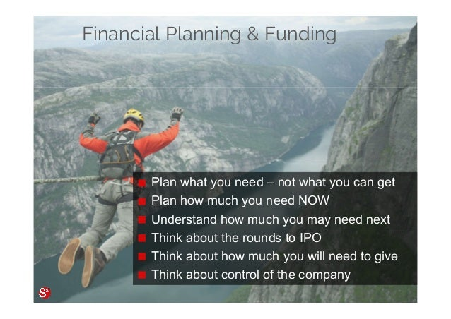 79© Copyright Society3 Refugee Accelerator 2016 #Society3 Financial Planning & Funding Plan what you need – not what you c...